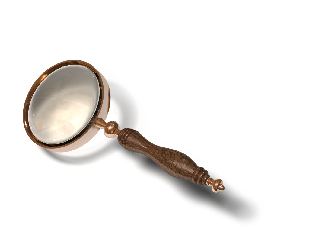 Mystery Novels Through The Magnifying Glass.