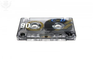 Audio cassette tape; Image Quest