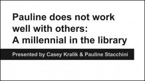 Millennial PPT