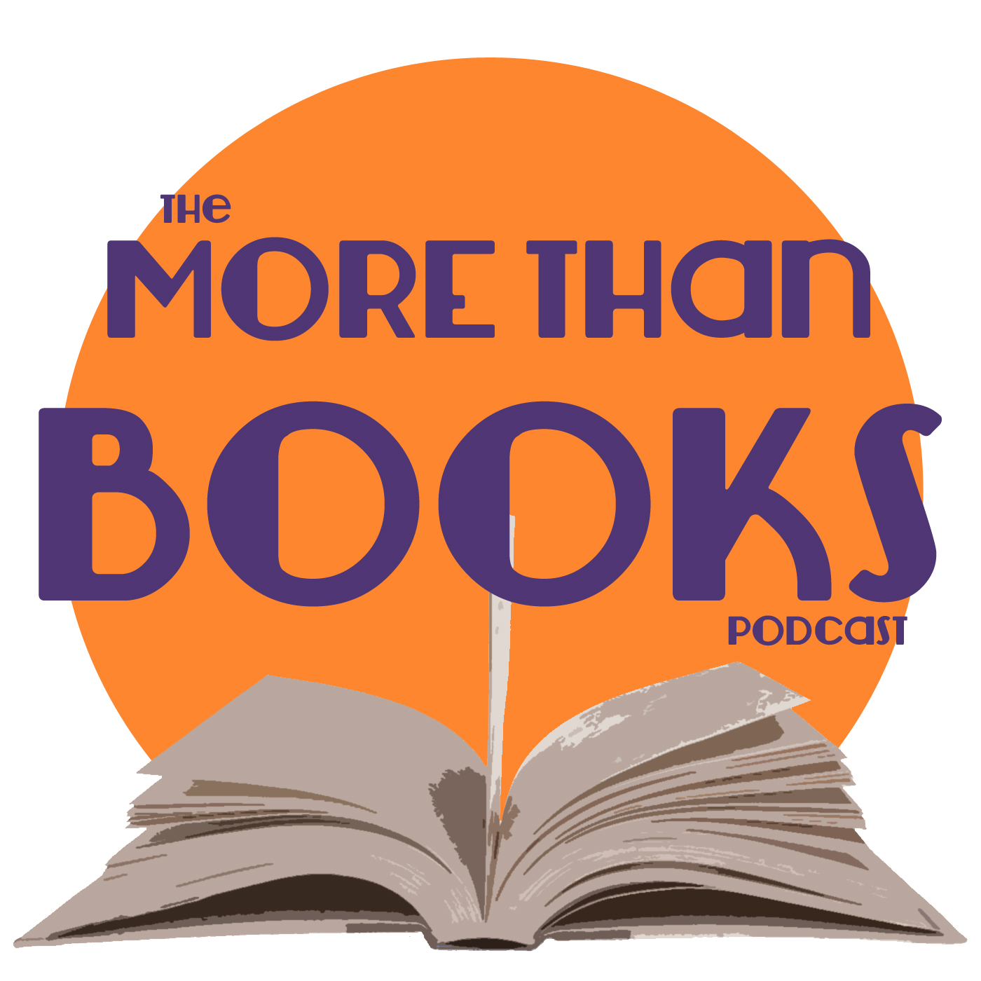 The More Than Books Podcast