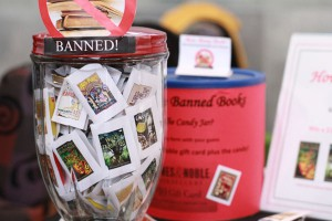 Banned Books candy