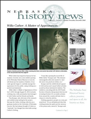 NE History News