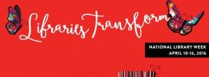 Libraries Transform Logo