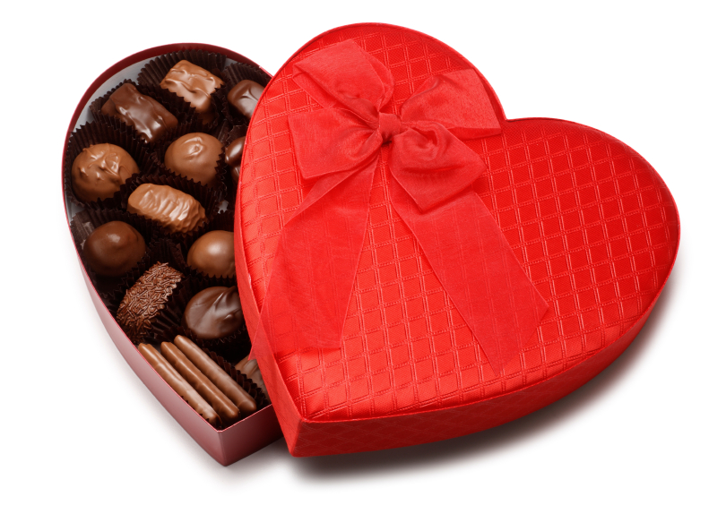 Box of chcolates