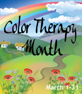 Color Therapy Month
