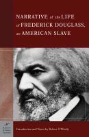 Frederick Douglas Book