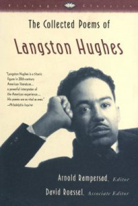 Langston Hughes book