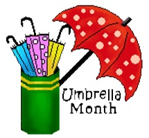 umbrella month