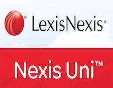 Image result for nexis uni logo