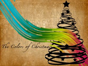 The Colors of Christmas